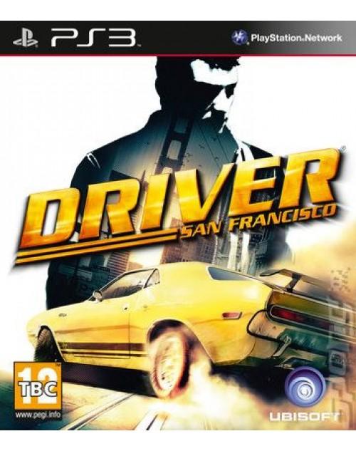 Driver: San Fransisco For playstation 3