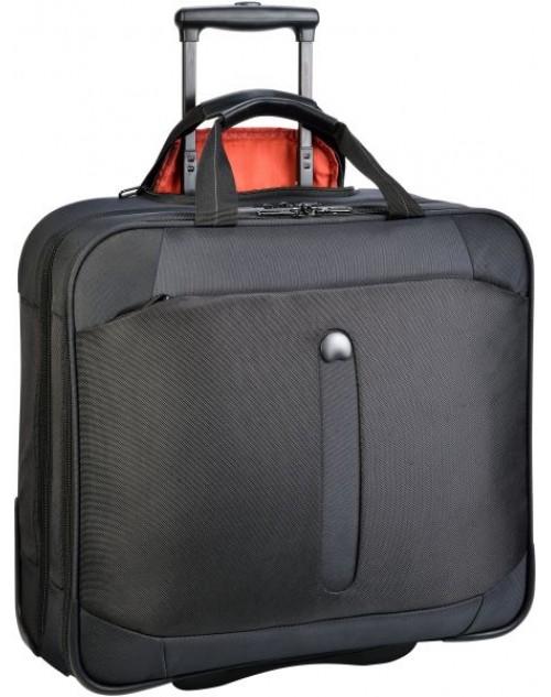 حقيبة سفر- أسود,17.3 سم