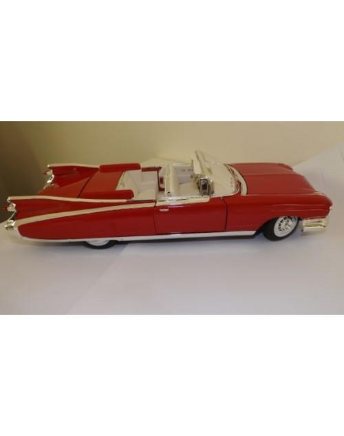 سيارة كاديلاك قديمة موديل1959