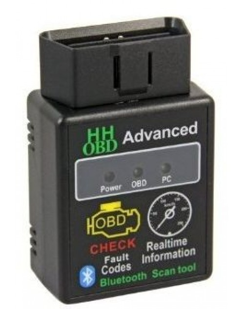 Version Scan Bluetooth Advanced OBD