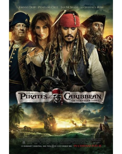 Pirates of the Caribbean: On Stranger Tides 2011 3D