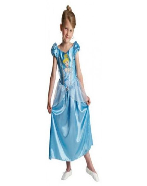 دزني روبيز 881849-M فستان سيندريلا التنكري وسط