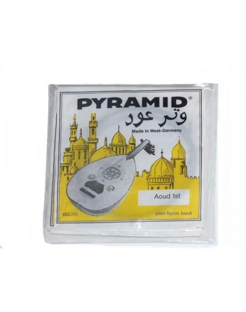 طقم أوتار من بيراميد للعود العربي 10 أوتار