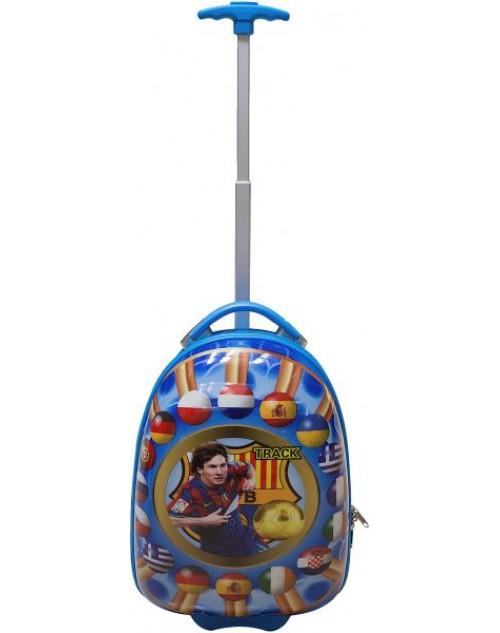 حقيبة مدرسية بعجلات للاطفال