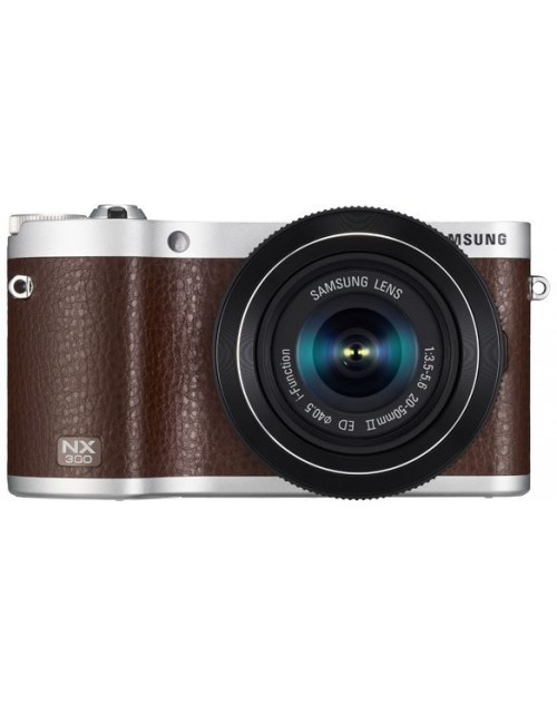 Samsung NX300 ‫(20.3 Megapixel, Point & Shoot Camera,