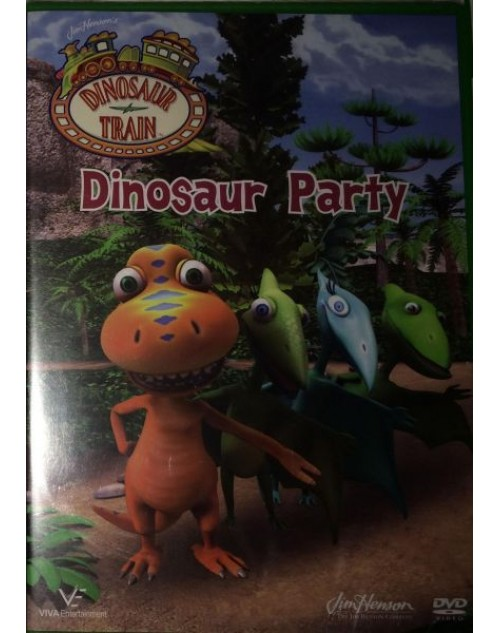 Jim Henson's Dinosaur Train ‫(DVD)