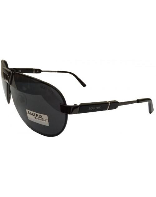 نظارات شمسية للرجال لون اسود