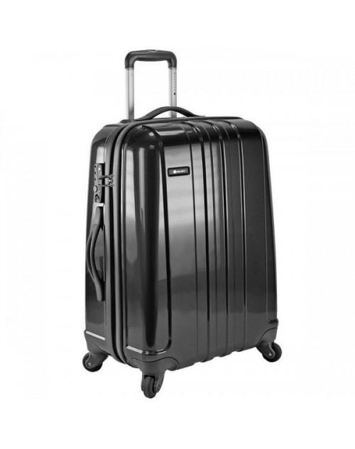 حقيبة سفر تروللي 64 سم - أسود