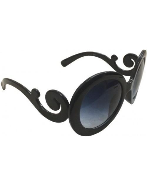 نظارات شمسية للنساء لون اسود 27