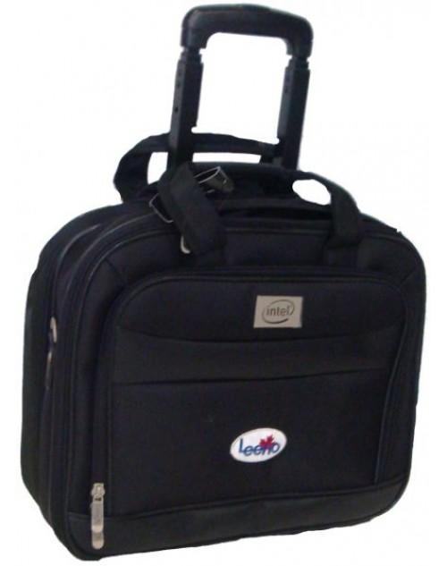 حقيبة فاخرة بعجلات لتبقي جهازك المحمول وبقية أوراقك في أمان
