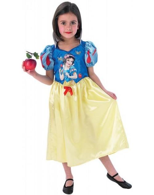 روبيز 889552-S الأميرة سنو وايت للبنات - 3 سنوات