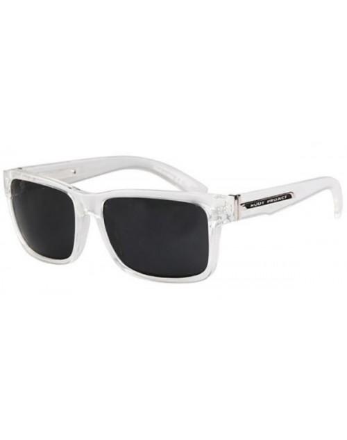 نظارة رياضية لون ابيض (للرجال - النساء)