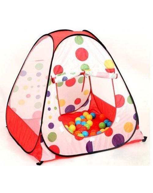 خيمة أطفال مع 100 كرة MAGIC BALL HOUSE