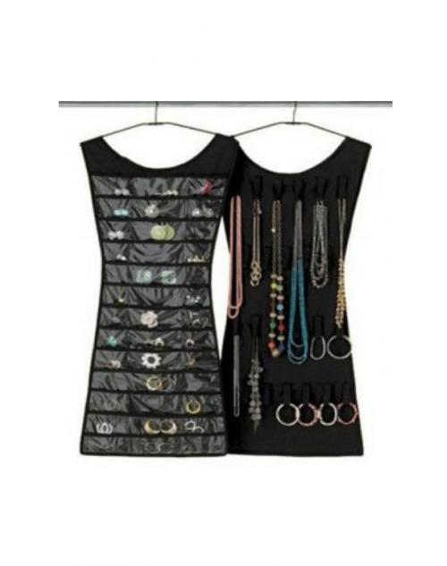 Little Black Dress Jewelry Organizer