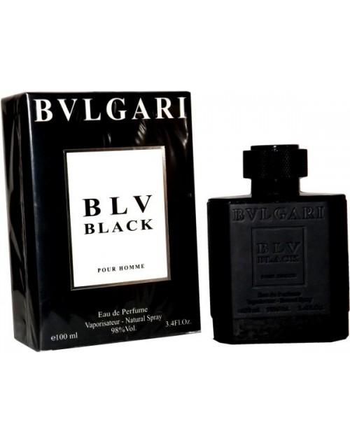 455af1071 BLV Black by BVLGARI for Men -Eau de, 100ml-