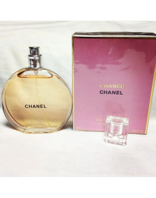 عطر تشينس تشانيل برفيوم النسائي Chance Chanel Parfum for women
