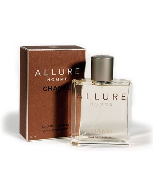Chanel Allure Pour Homme for Men -Eau de Toilette, 100 ML