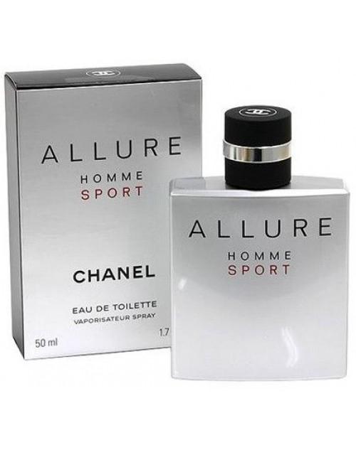 شانيل ألور هوم سبورت للرجال -أو دى تواليت -Eau de Toilette-،50 مل-