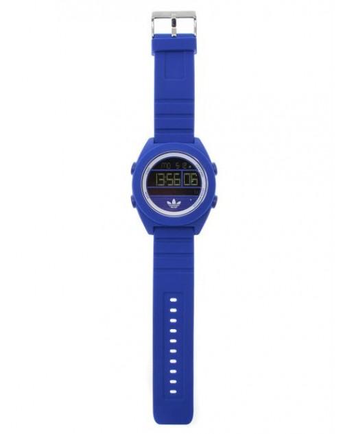 ce7f2b6d8 ساعة اديداس سانتياغو XL رقمية للرجال بسوار من المطاط - ADH2910